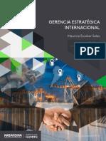 Gerencia Estrategica Internacional Eje 1 Modelo Porter y David