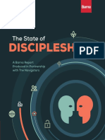 The State of Disciplesh
