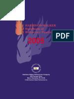 Handbook of Refractory Practice