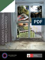 Ciudades Sostenibles y Cambio Climático MINAM