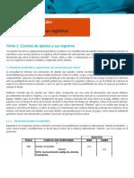 2 Cuentas de Ajustes y Sus Registros