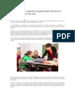 Estrategias Que Mejoran La Organización Del Alumno Con TDAH Dentro Del Aula