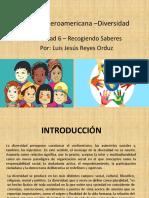 Cátedra Iberoamericana –Diversidad U