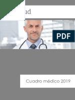 Cuadro Médico Cosalud Islas Baleares