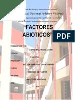 INFORME-FACTORES-ABIOTICOS