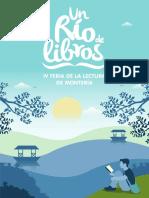 PROGRAMA UN RÍO DE LIBROS 2019