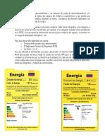 Comparación de Electrodomésticos