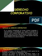 Derecho Corporativo .pptx