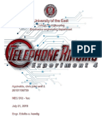 Lab 4 telephony