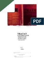 Tudore Butoi, Ioana Butoi - Tratat de Psihologie Judiciara - Word