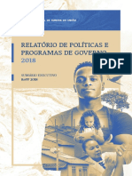 relatório TCU sobre políticas públicas do governo federal