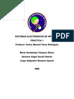 sistemas Electronicos de Interfaz