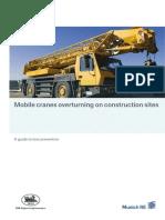 mobile crane overturning
