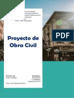 Planificacion de Proyectos Edicion