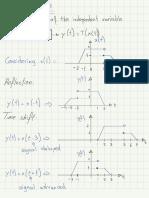 Sistemas lineales, notas