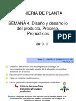Semana 04 - Diseño de Las Operaciones- Procesos - Producto-pronosticos
