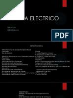 sistema electrico de una maquina cat