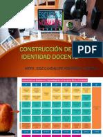 Presentación de Construcción de la identidad docente.pptx