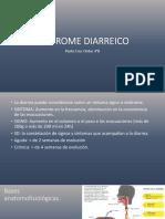 Síndrome-diarreico fisiopatología