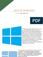 Historia de Windows 1