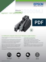 Catalogo TM-S2000 Español