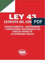 LEY 43