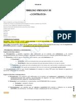 Privado III Resumen