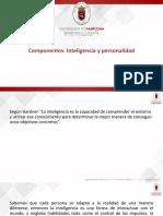Personalidad e Inteligencia