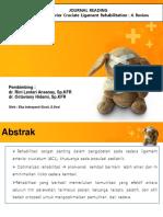 Bandaged Teddy Bear Medical PPT Templates Standard