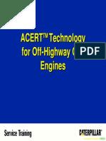 ACERT - Training Service C27 Machine.pdf