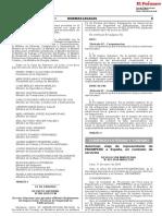 norma tecnica peruana ITSE