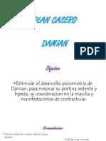 Plan Casero