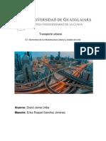 Infrastuctura transportes