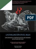 Alcaraz_Salarirche (2015) Evaluación en El Aula