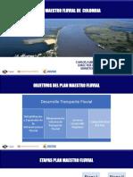 Plan Maestro Fluvial - Carlos Sarabia