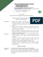 1.2.5.2 SK Dokumentasi Prosedur Dan Pencatatan Kegiatan (Blm)