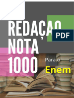 Redação Nota 1000 v.2 [FREE] Monetizze