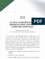 SANTOS MARTINEZ Clara. LA OLA CUESTIONANDO MODELOS EDUCACIONALES.pdf