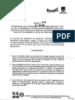 Decreto N°453 de 2017