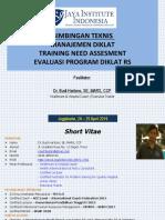 Pelatihan Manajemen Diklat RS Mgt_Jaya Institute 11