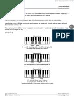 [Cliqueapostilas.com.Br] Groove e Escala Blues Para Piano