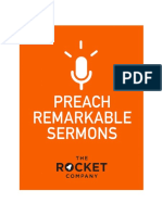 Preach Remarkable Sermons e Book