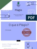 Plágio - Trabalho