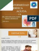 Seminario de diarrea en  Pediatria