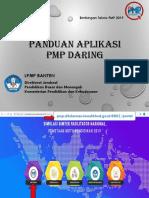 Panduan Aplikasi Pmp