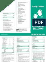 2012 SAB Balloons