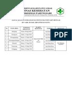 jadwal kegiatan p2pm