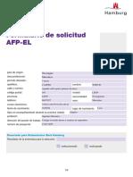 FormularioAFPEL Spain (2