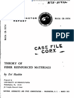 (3) Theory of Fiber Reinforced Materials