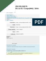Parciales Matematicas 2